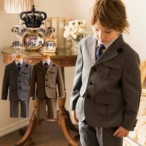 男の子卒服スーツ